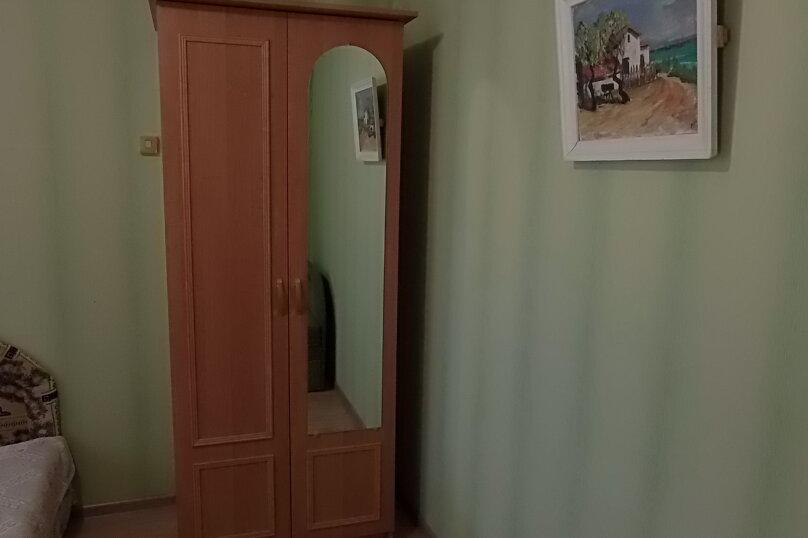 Двухместный номер стандарт с мини-кухней, улица Ленина, 126, Коктебель - Фотография 9