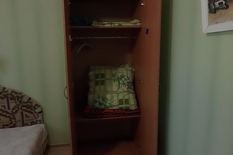 Двухместный номер стандарт с мини-кухней, улица Ленина, 126, Коктебель - Фотография 10
