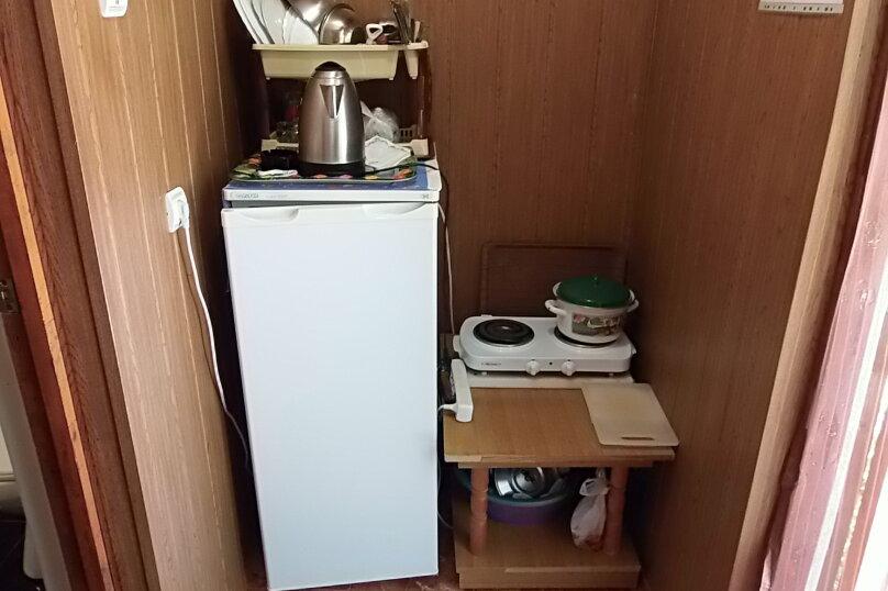Двухместный номер стандарт с мини-кухней, улица Ленина, 126, Коктебель - Фотография 17