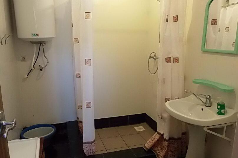 Двухместный номер стандарт с мини-кухней, улица Ленина, 126, Коктебель - Фотография 19