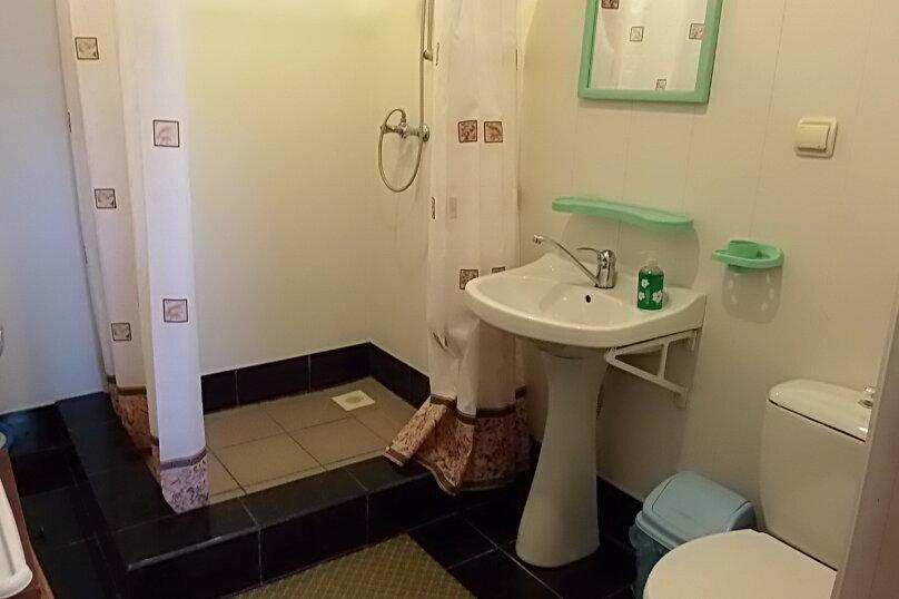 Двухместный номер стандарт с мини-кухней, улица Ленина, 126, Коктебель - Фотография 20