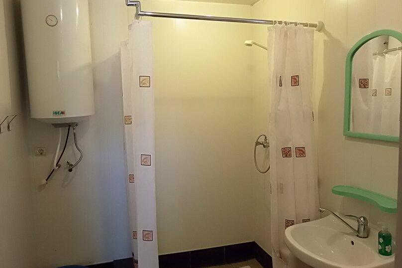 Двухместный номер стандарт с мини-кухней, улица Ленина, 126, Коктебель - Фотография 21