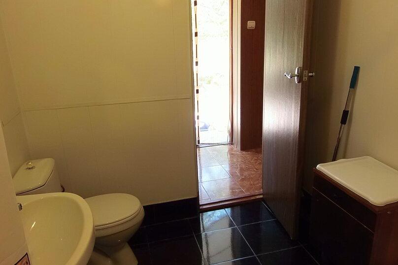 Двухместный номер стандарт с мини-кухней, улица Ленина, 126, Коктебель - Фотография 30