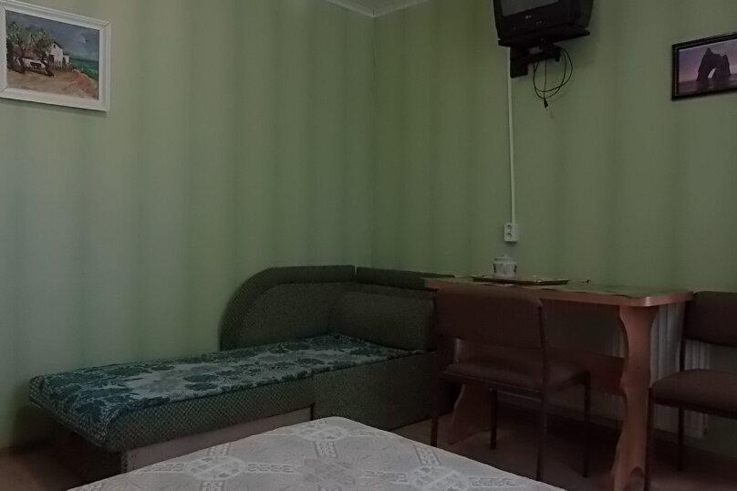 Двухместный номер стандарт с мини-кухней, улица Ленина, 126, Коктебель - Фотография 33