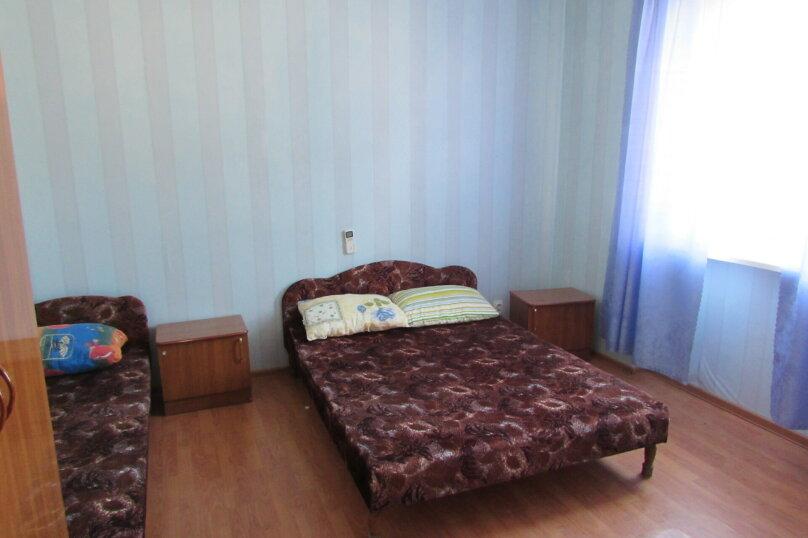 Трехместный номер, Средний переулок, 2, Новомихайловский - Фотография 1