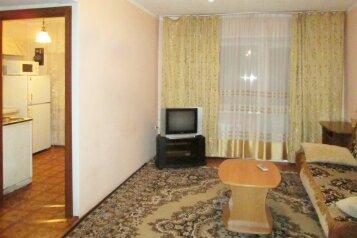 1-комн. квартира, 35 кв.м. на 2 человека, Комсомольская, 56, Железногорск - Фотография 1