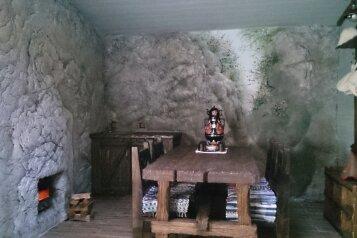 Деревянный дом с баней, 25 кв.м. на 8 человек, 2 спальни, Мамедово ущелье, село Мамедова Щель, Сочи - Фотография 3