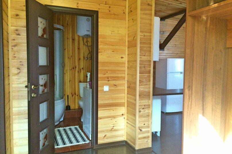 Часть дома в Форосе, 45 кв.м. на 4 человека, 1 спальня, северная, 14, Форос - Фотография 3