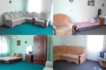 Дом, 85 кв.м. на 14 человек, 3 спальни, улица Гагарина, 53, Судак - Фотография 4