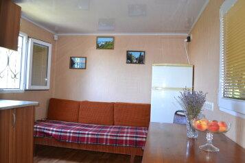 Гостевой домик, 30 кв.м. на 3 человека, 1 спальня, Алупкинское шоссе , Гаспра - Фотография 2