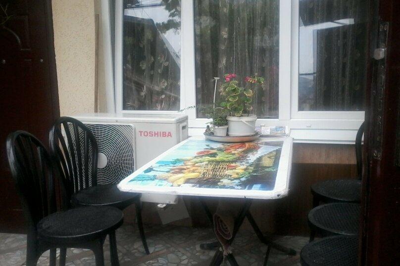Студия  с  двориком, улица Тёплая Балка, 1/1, Ялта - Фотография 1