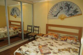 3-комн. квартира, 65 кв.м. на 8 человек, улица Подвойского, 15, Гурзуф - Фотография 1