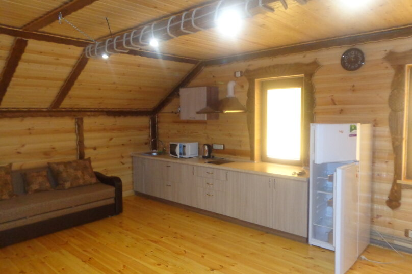 Двухэтажный дом , 150 кв.м. на 13 человек, 2 спальни, Молодёжная площадь, 26, Новый Свет, Судак - Фотография 12