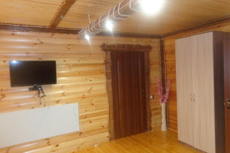 Двухэтажный дом , 150 кв.м. на 13 человек, 2 спальни, Молодёжная площадь, 26, Новый Свет, Судак - Фотография 13