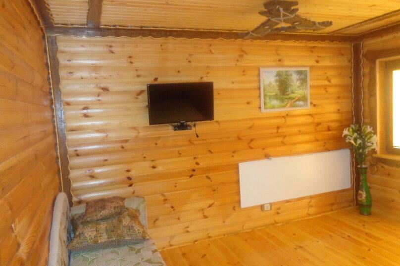 Двухэтажный дом , 150 кв.м. на 13 человек, 2 спальни, Молодёжная площадь, 26, Новый Свет, Судак - Фотография 16