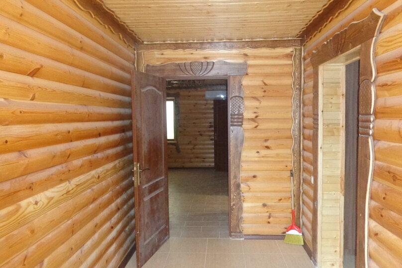 Двухэтажный дом , 150 кв.м. на 13 человек, 2 спальни, Молодёжная площадь, 26, Новый Свет, Судак - Фотография 17