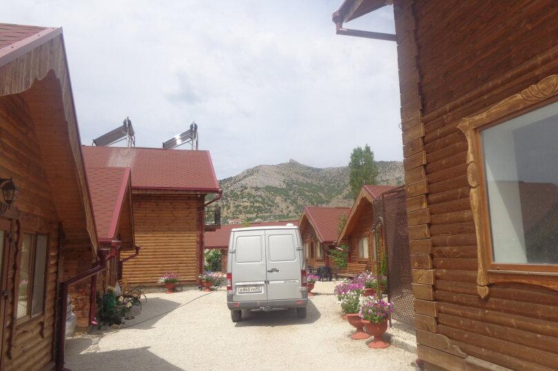 Двухэтажный дом , 150 кв.м. на 13 человек, 2 спальни, Молодёжная площадь, 26, Новый Свет, Судак - Фотография 18