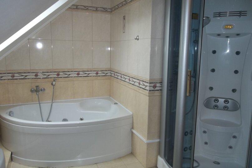 Дом с бассейном, 250 кв.м. на 10 человек, 4 спальни, Таврического, 43, Понизовка - Фотография 12
