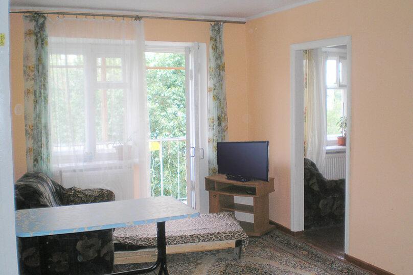2-комн. квартира на 5 человек, улица Фрунзе, 53, Евпатория - Фотография 3