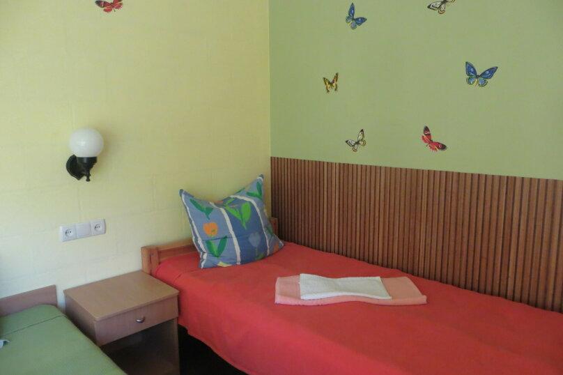 Домик в Магараче, 60 кв.м. на 6 человек, 2 спальни, Янтарная, 12ж, Отрадное, Ялта - Фотография 10