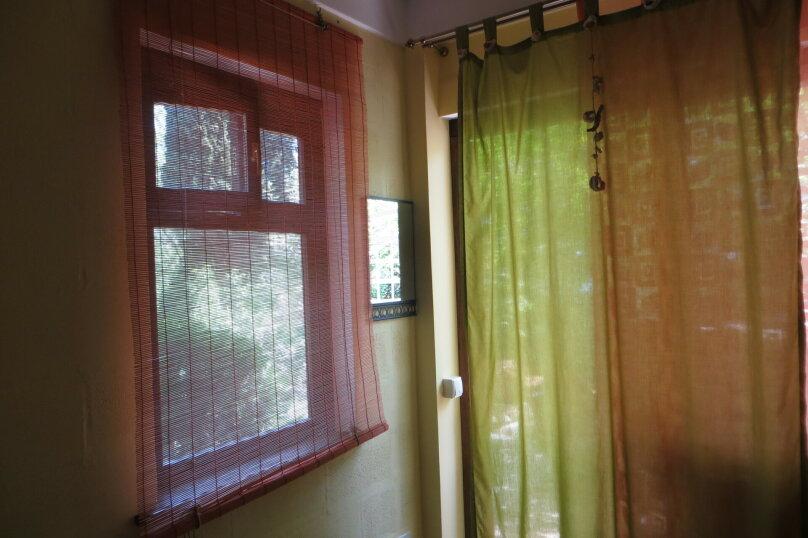 Домик в Магараче, 60 кв.м. на 6 человек, 2 спальни, Янтарная, 12ж, Отрадное, Ялта - Фотография 12
