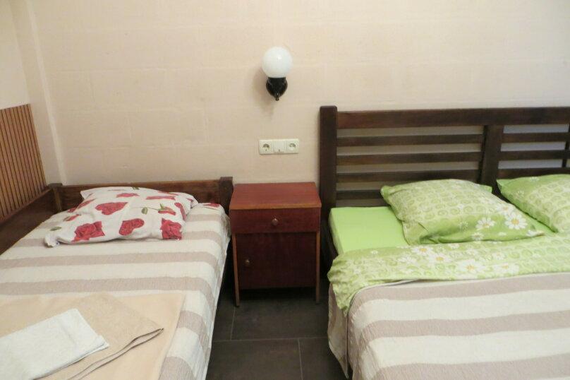 Домик в Магараче, 60 кв.м. на 6 человек, 2 спальни, Янтарная, 12ж, Отрадное, Ялта - Фотография 14