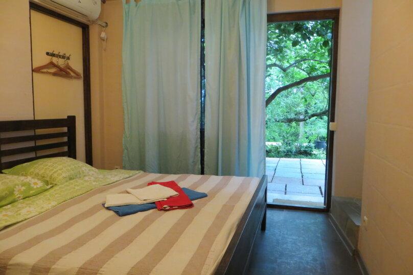 Домик в Магараче, 60 кв.м. на 6 человек, 2 спальни, Янтарная, 12ж, Отрадное, Ялта - Фотография 16