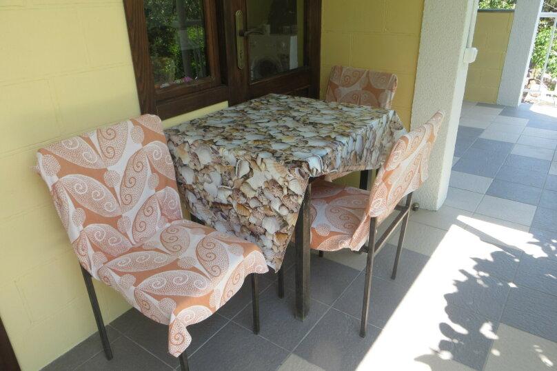 Домик в Магараче, 60 кв.м. на 6 человек, 2 спальни, Янтарная, 12ж, Отрадное, Ялта - Фотография 20