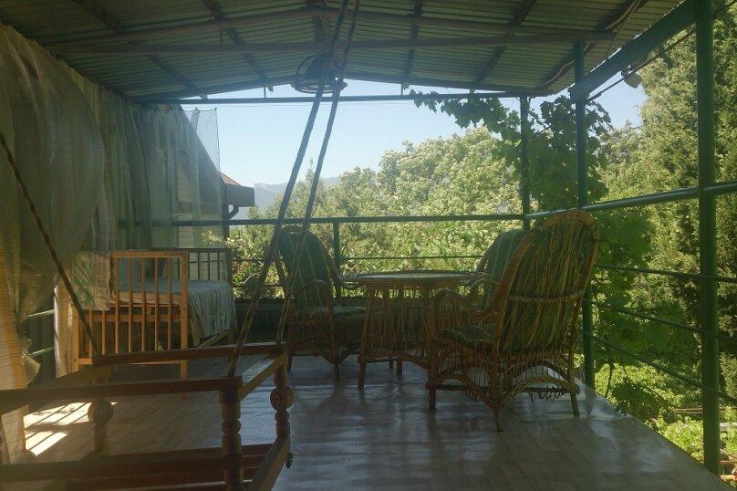 Дачный домик у моря, 50 кв.м. на 6 человек, 1 спальня, Янтарная улица, 12 Е, Ялта - Фотография 3