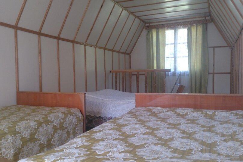 Дачный домик у моря, 50 кв.м. на 6 человек, 1 спальня, Янтарная улица, 12 Е, Ялта - Фотография 4
