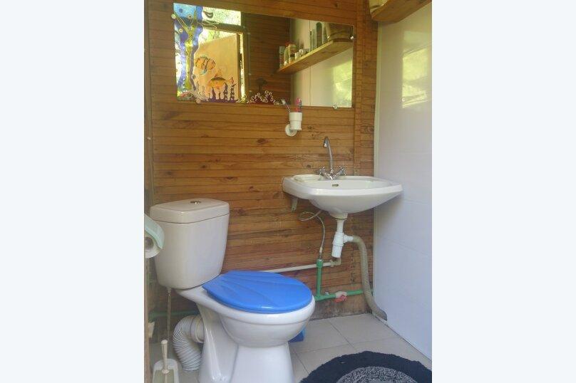Дачный домик у моря, 50 кв.м. на 6 человек, 1 спальня, Янтарная улица, 12 Е, Ялта - Фотография 9