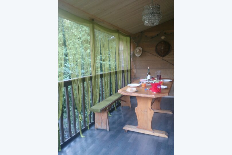 Дачный домик у моря, 50 кв.м. на 6 человек, 1 спальня, Янтарная улица, 12 Е, Ялта - Фотография 10