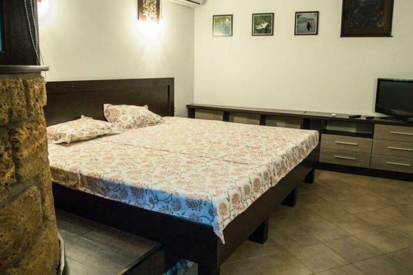 Номер Делюкс с 1большой кроватью + дополнительная кровать, улица Терлецкого, 74, Форос - Фотография 2