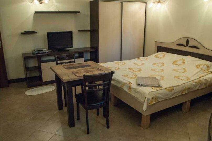 Номер Делюкс с 1большой кроватью + дополнительная кровать, улица Терлецкого, 74, Форос - Фотография 5