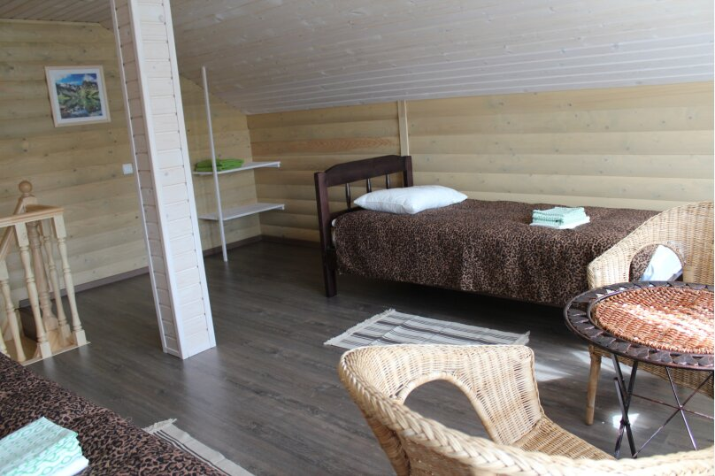 Коттедж в Лахденпохья №1, 82 кв.м. на 6 человек, 2 спальни, Тихая улица, 15, Лахденпохья - Фотография 6
