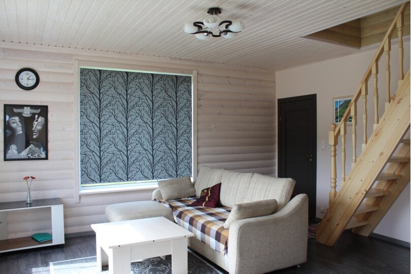 Коттедж в Лахденпохья №1, 82 кв.м. на 6 человек, 2 спальни, Тихая улица, 15, Лахденпохья - Фотография 8