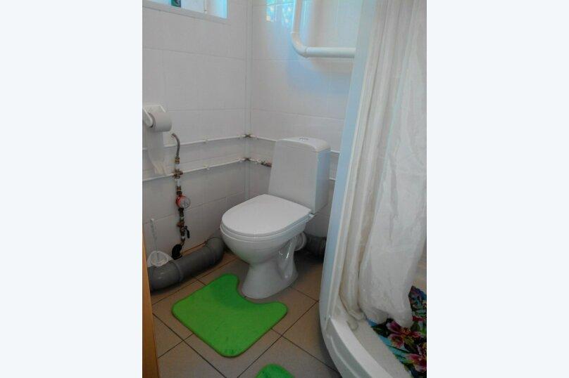 Дом, 33 кв.м. на 4 человека, 2 спальни, Пролетарская, 63А, Ейск - Фотография 4