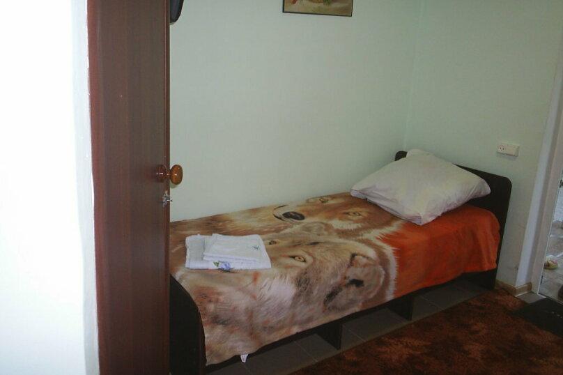 """Гостевой дом """"Уютный дворик"""", Прохладный переулок, 3 на 12 комнат - Фотография 6"""