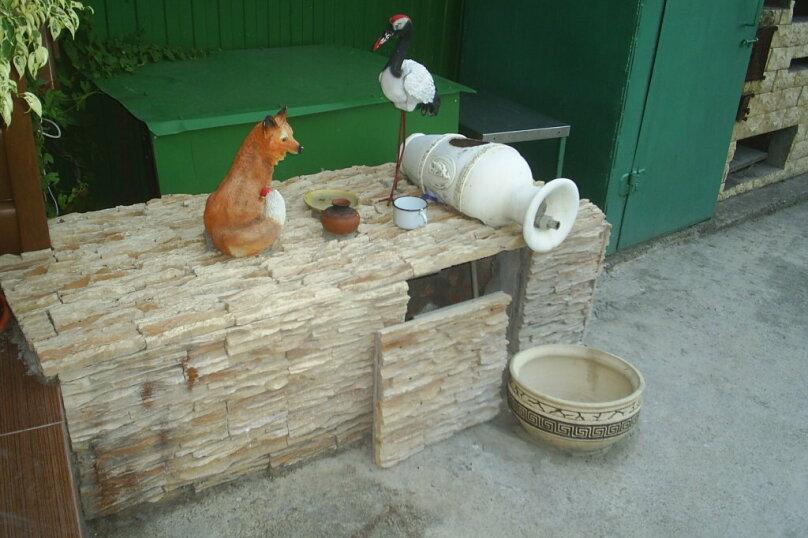 """Гостевой дом """"Уютный дворик"""", Прохладный переулок, 3 на 12 комнат - Фотография 31"""