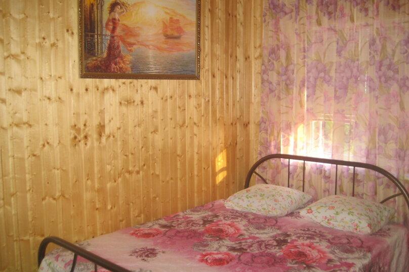Дом для летнего отдыха в ст.  Камышеватской, 47 кв.м. на 4 человека, 2 спальни, Морская улица, 55, Камышеватская - Фотография 1