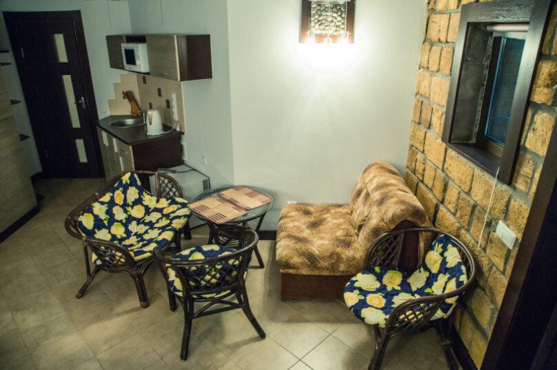Номер Делюкс с 1большой кроватью + дополнительная кровать, улица Терлецкого, 74, Форос - Фотография 6