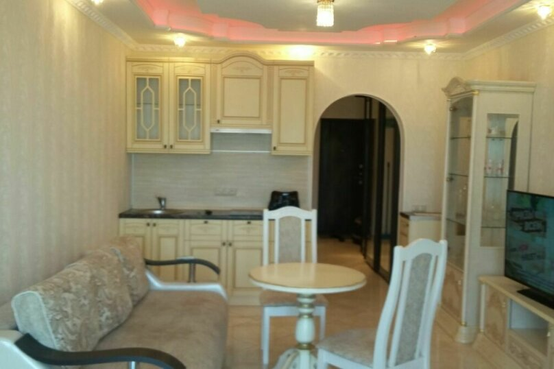 1-комн. квартира, 39 кв.м. на 4 человека, несербского , 14, Сочи - Фотография 17
