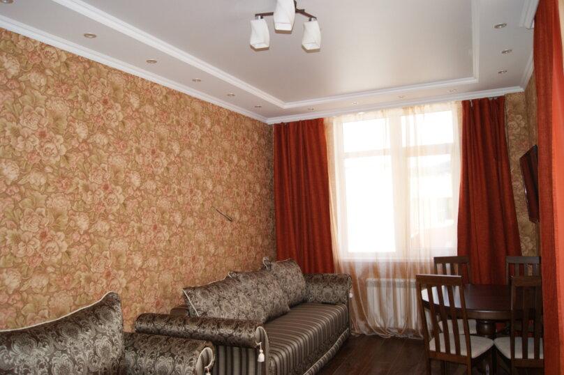 2-комн. квартира, 70 кв.м. на 6 человек, Туристическая улица, 4А, Геленджик - Фотография 3