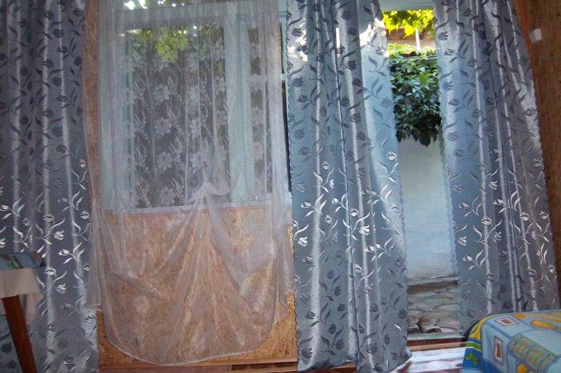 Эконом одноместный  для 1-го человека, улица Ленина, 87, Судак - Фотография 1