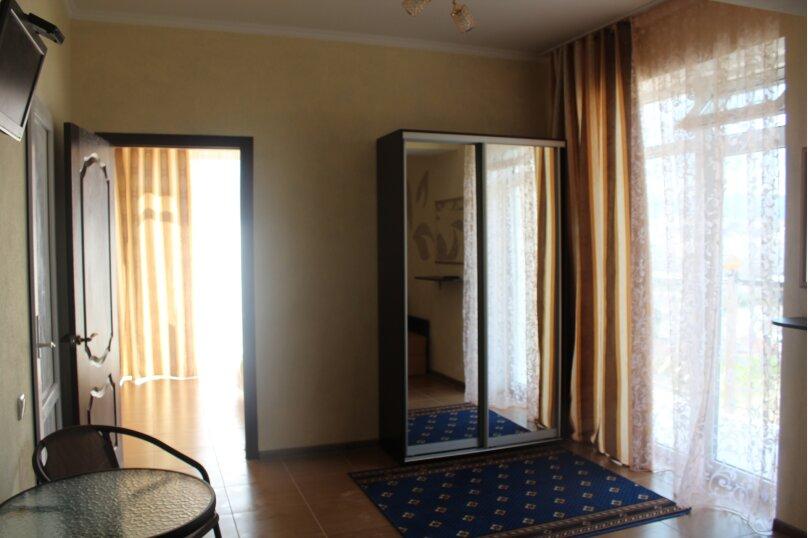 Двухкомнатный  люкс с  двумя  балконами , Ювес, 11, Судак - Фотография 1