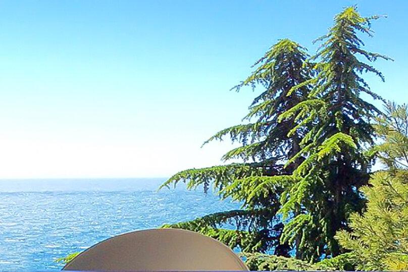 Вилла у моря 2-х этажная (4 спальни), 250 кв.м. на 10 человек, 4 спальни, улица Мориса Тореза, 5, Отрадное, Ялта - Фотография 13