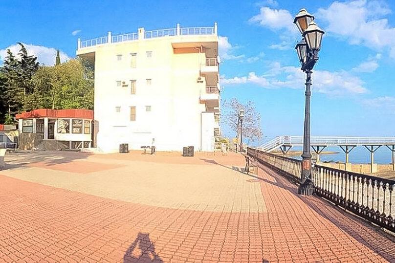 Вилла у моря 2-х этажная (4 спальни), 250 кв.м. на 10 человек, 4 спальни, улица Мориса Тореза, 5, Отрадное, Ялта - Фотография 19
