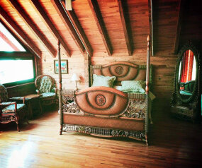 Вилла у моря 2-х этажная (4 спальни), 250 кв.м. на 10 человек, 4 спальни, улица Мориса Тореза, 5, Отрадное, Ялта - Фотография 2