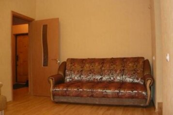 1-комн. квартира, 45 кв.м. на 4 человека, Комсомольская улица, 229, Заводской район, Орел - Фотография 4
