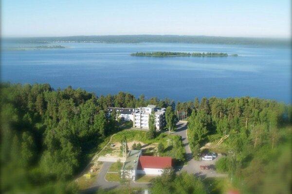 Загородный отель на берегу озера , деревня Косалма, 1 на 29 номеров - Фотография 1